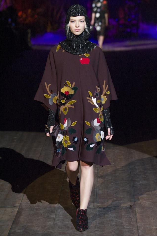 Ключики и сказочный лес в коллекции Dolce & Gabbana осень-зима 2014-2015 - Ярмарка Мастеров - ручная работа, handmade