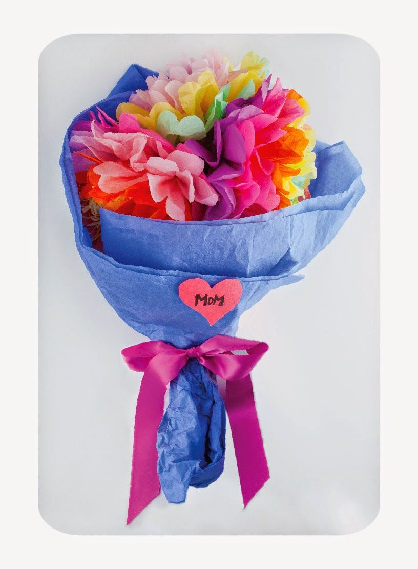 Make Tissue Paper Flowers From Bouquets To Bows Learn How To Make