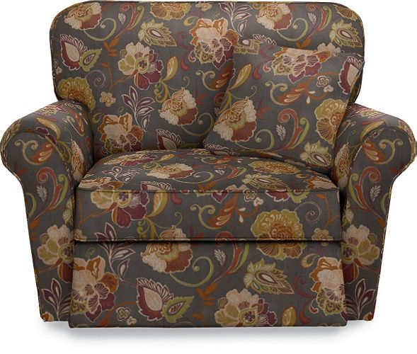 This Chair Is A Chair And A Half Lazy Boy Recliner I Just Ordered Two Of Them They Are Much Prettier Big Comfy Chair Lazy Boy Recliner Brown Leather Chairs