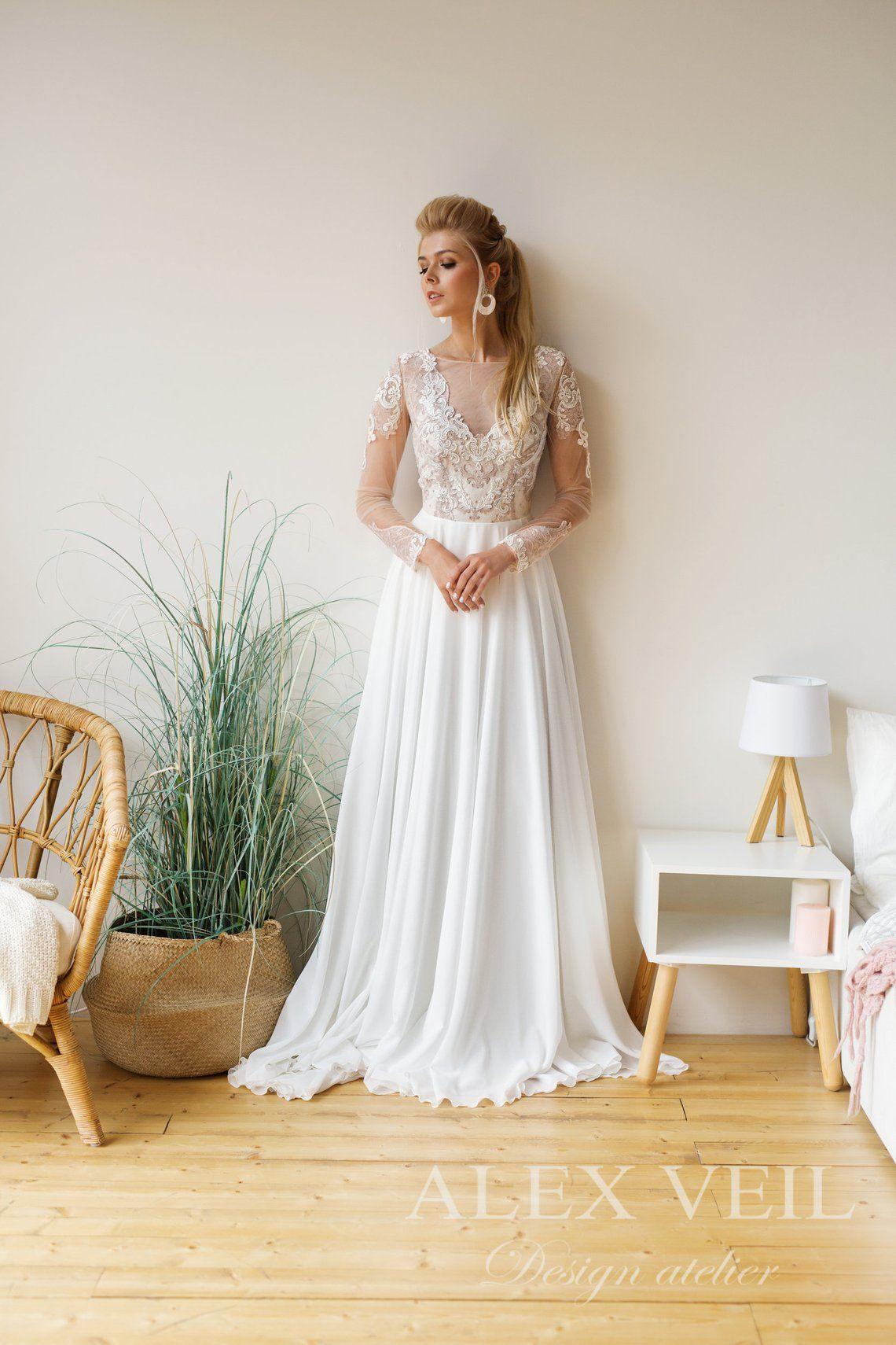 32c7cc0b024 Wedding dress  ALEXIS