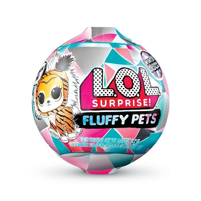 L.O.L. Surprise! Fluffy Pets Winter Disco Series with