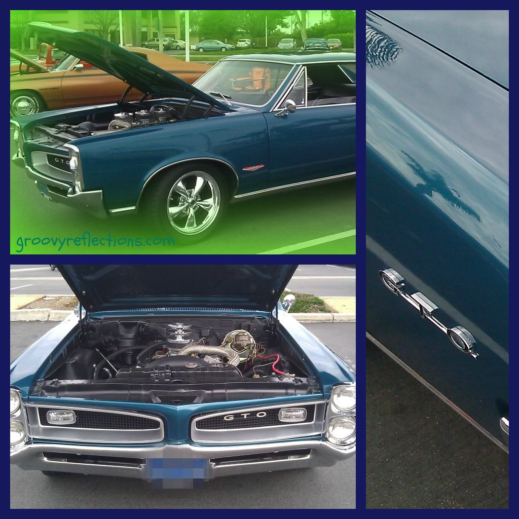 Ronnie And The Daytonas Sang About This Groovy Ride Little Gto You