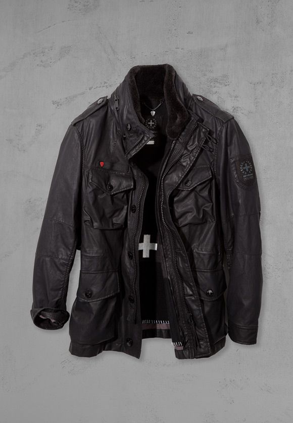 b28cf7de9 Our Swiss Cross Jacket #menswear #outerwear #parka #jacket #coat ...