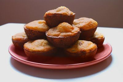 Love the idea of this - kid friendly!  Corn Dog muffins~gotta love it!!