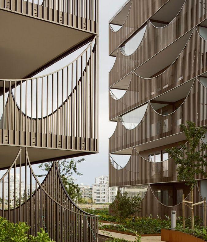 Tham & Videgård's new apartments balance urban and lakeside contexts - News - Frameweb