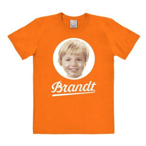 Brandt T-Shirt - Rundhals T-Shirt von Logoshirt - orange - Brandt Zwieback Baby T-Shirt - Lizenziertes Originaldesign, Größe XS Logoshirt http://www.amazon.de/dp/B005T9XDH4/ref=cm_sw_r_pi_dp_OKW0vb1J3MN5F