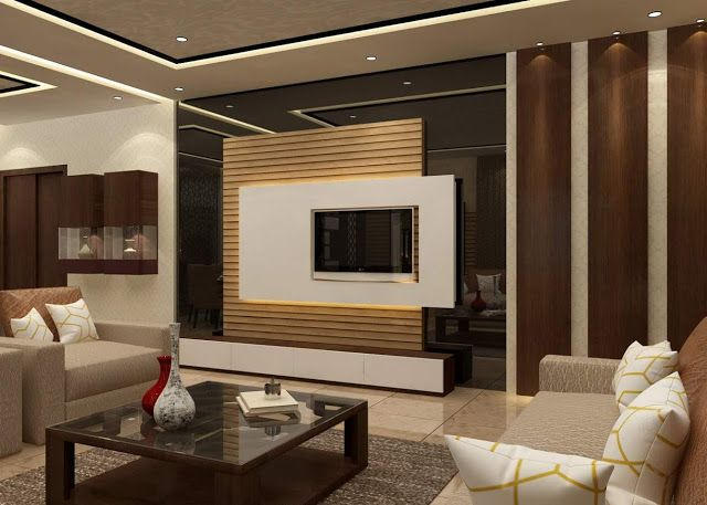 Interior design ideas indian style homes tv unit - Wall units for living room mumbai ...