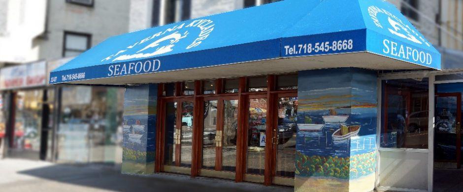 Taverna Kyclades In Astoria Queens Is One Of The Top Greek Restaurants New York