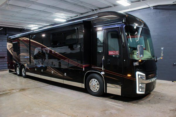 Huge and luxurious motorhome 2016 Entegra Coach Cornerstone 45B