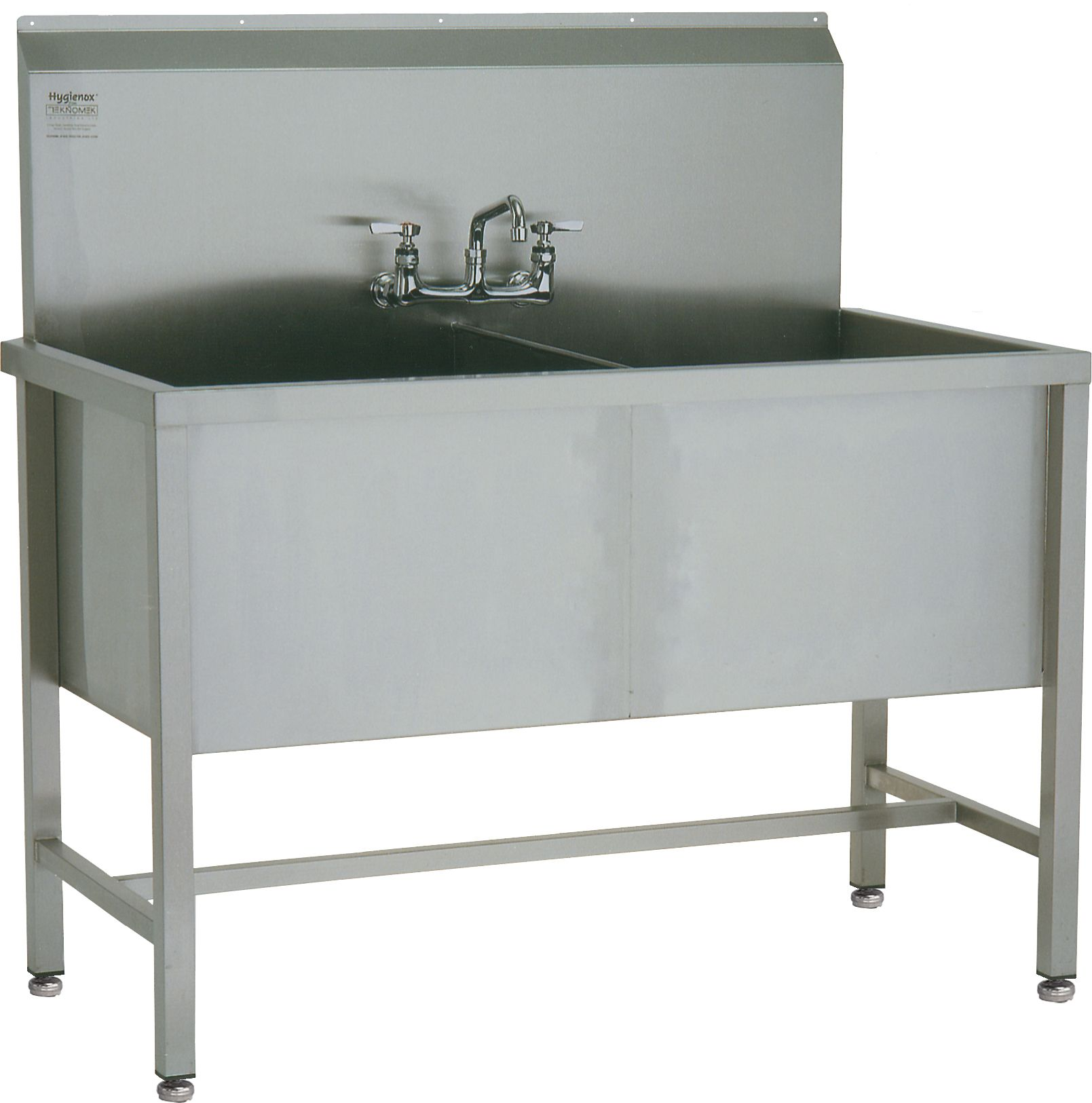GBP800 Stainless Steel Utility / Belfast Sinks (Double