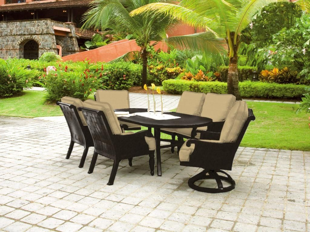 Shop For Castelle Jakarta Cushion Dining 7206t Set And Other