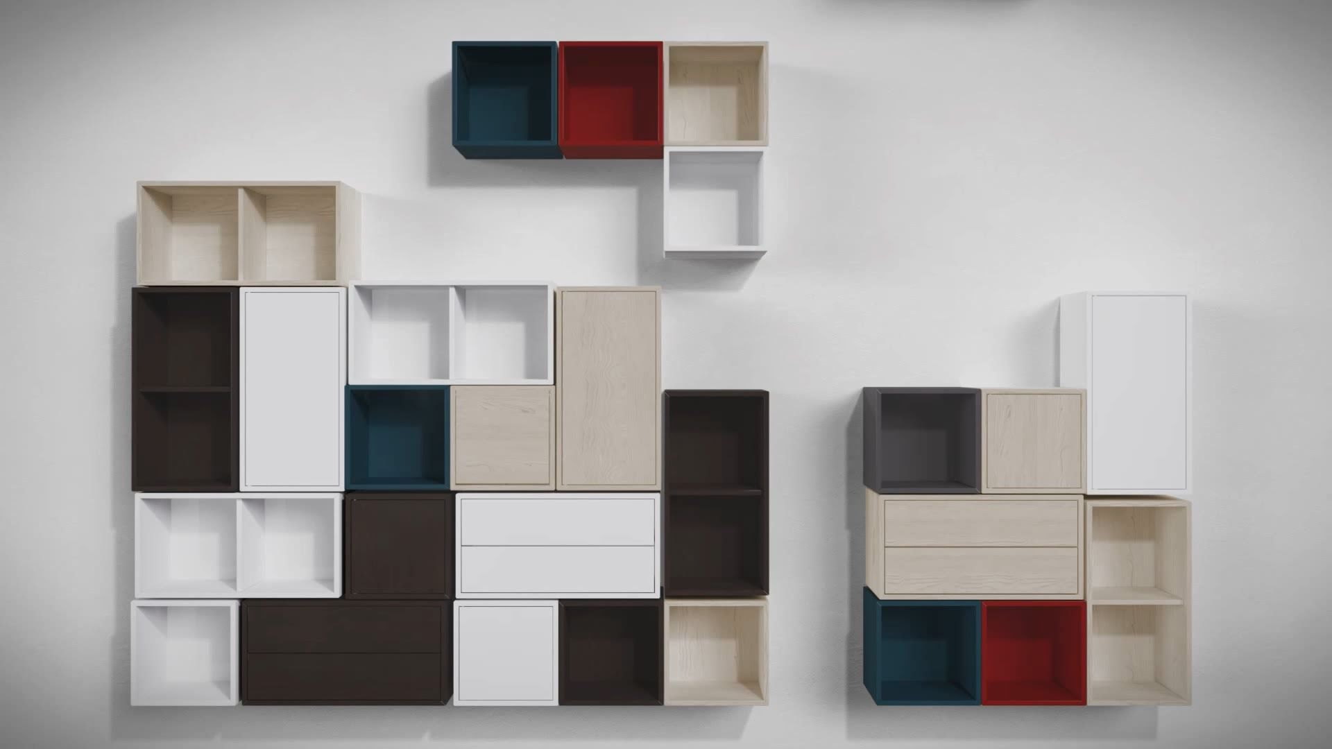cube bookcase Google Search | Wohnzimmer regal