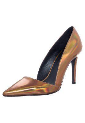 MARIE - High Heel Pumps - gold