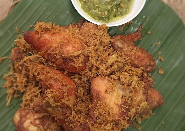 Recipe Appetizing Ayam Goreng Laos Resep Makanan Resep Masakan Sehat Ayam Goreng