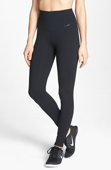 67425d997004b Nike 'Sculpt' Dri-FIT Training Tights | Nordstrom INTENSE FIT, NICE AND  HIGH BUT SOME SERIOUS EFFORT TO GET ON