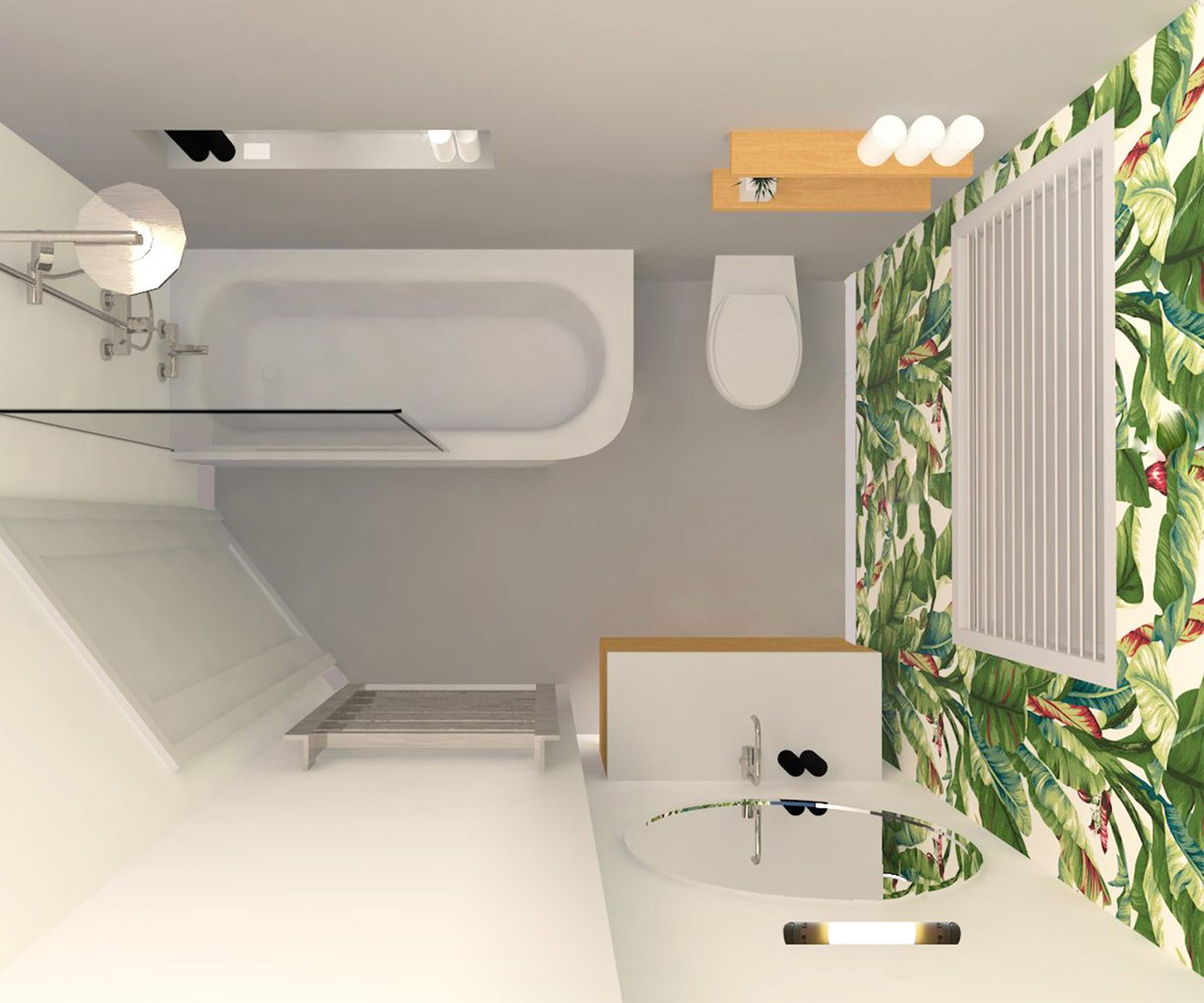 4 ways to redesign a small family bathroom with a 28 000 on bathroom renovation ideas nz id=13401