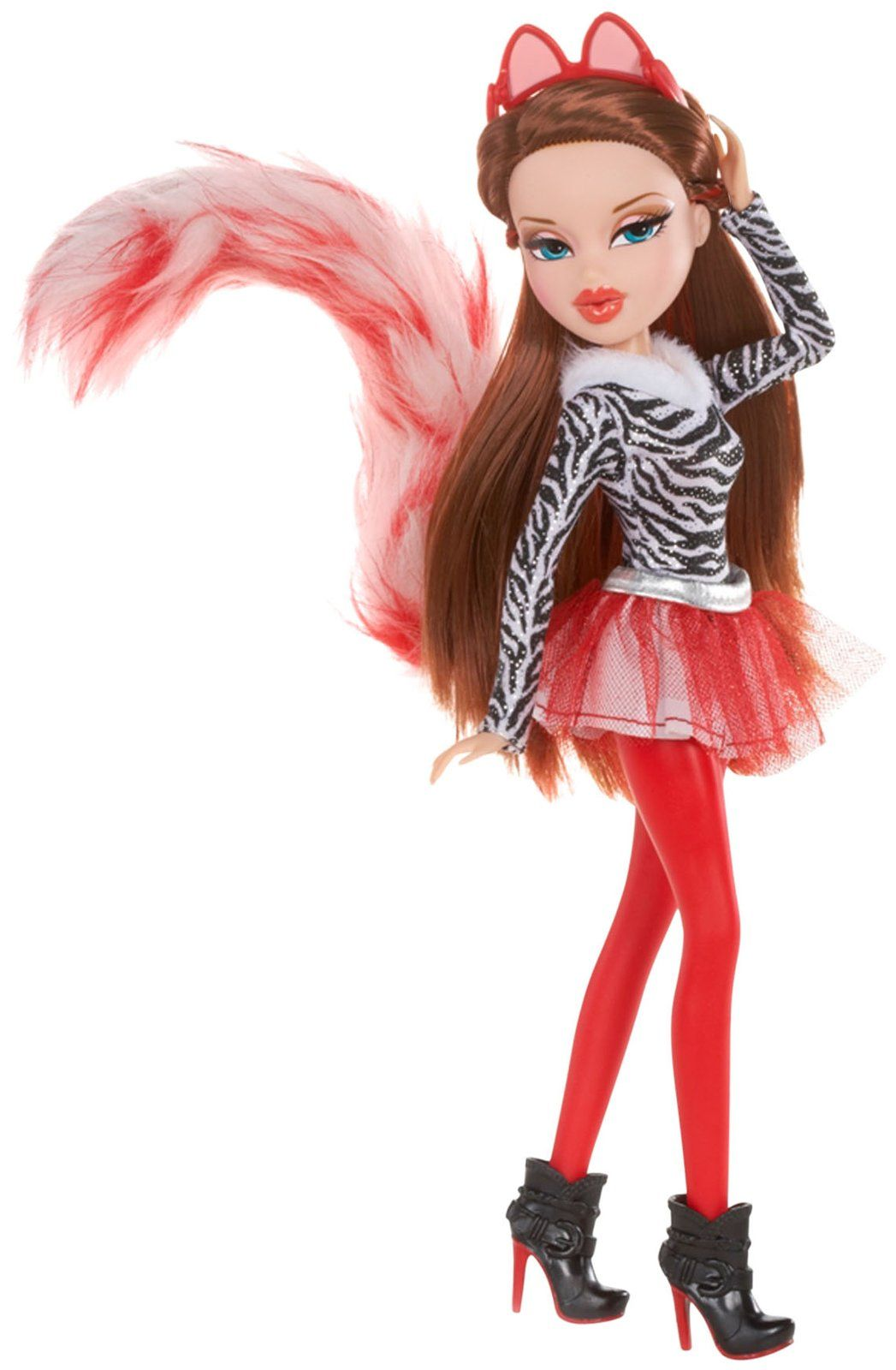 bratz kool catz doll meygan free shipping dolls 2