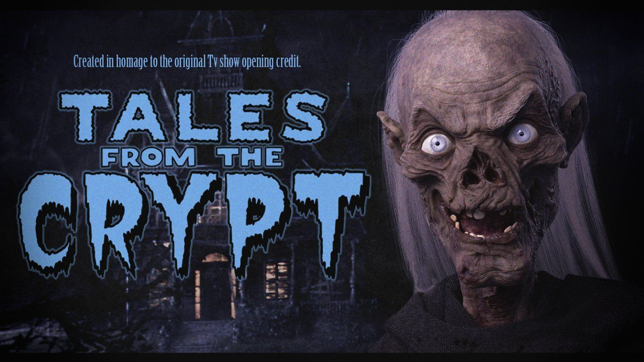 This Is A Respectfull Homage To The Tales From The Crypt Tv Show