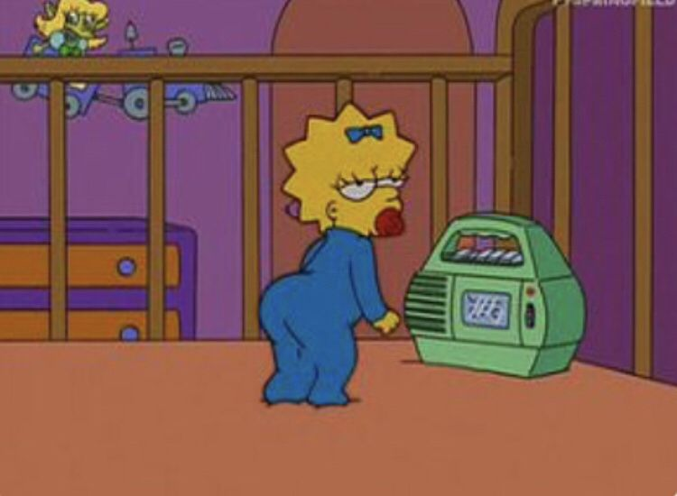 Pin by Victorianic on Profile picture ideas The simpsons