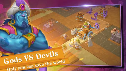 Gods TD Myth defense v1.0.010 Mod Apk Defense games