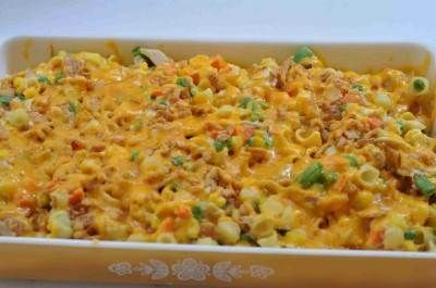 COUNTRY CASSEROLE FROM SOUTHERN PLATE - CHRISTY JORDAN