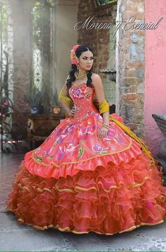 Pin by Luci Castillo on vestidos de novia | Quinceanera ...