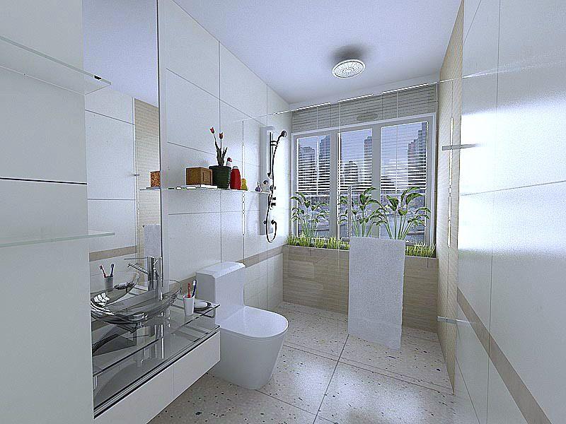 1950s bathroom Modern Bathroom Design 16 Photo 01 Modern Bathroom