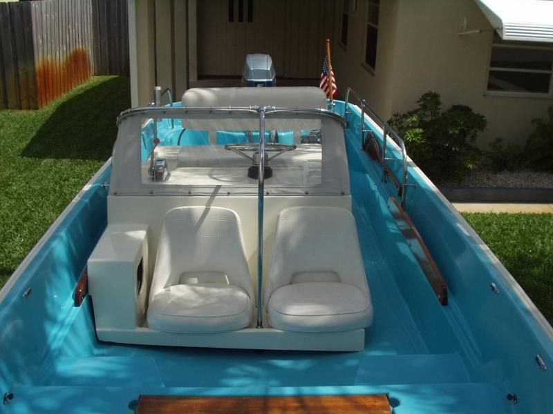Katama factory seating | Boston Whaler | Boston whaler