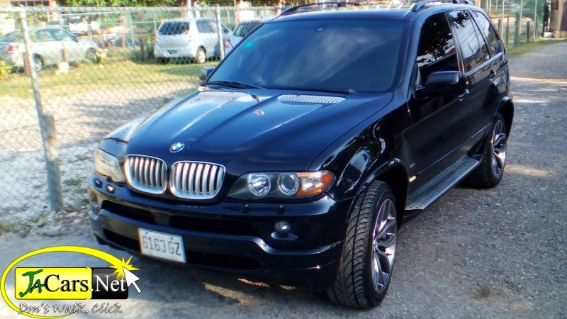 2006 Bmw X5 For Sale In Jamaica West Indies Id Jbmx555 Bmw X5 E53