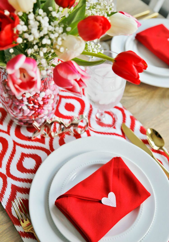 Pliage De Serviette Original the best surprise for valentine's day - breakfast with