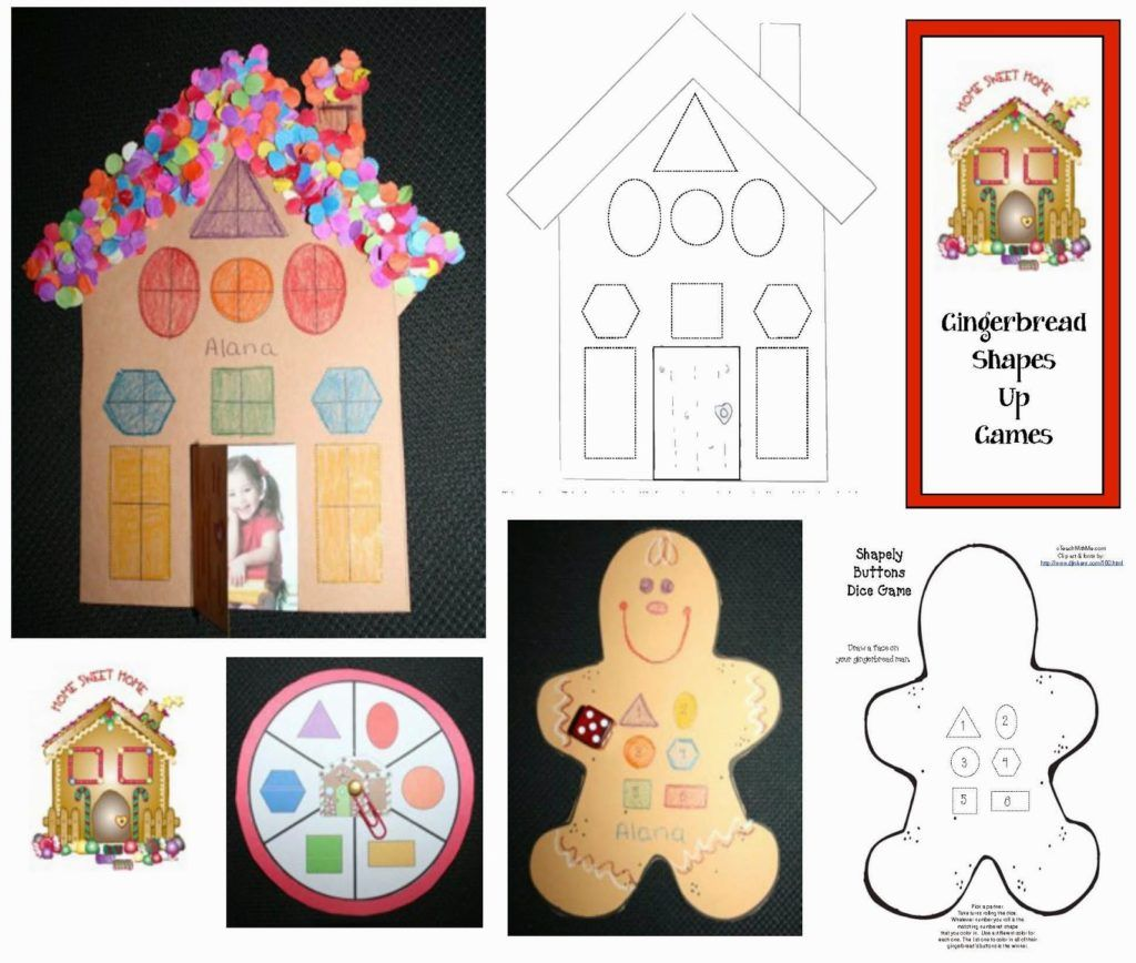 Shape Up With Gingerbread