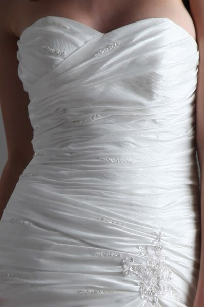 Anna Sorrano Wedding Dress Exclusive To The Factory Outlet