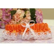 Подвязка orange lace
