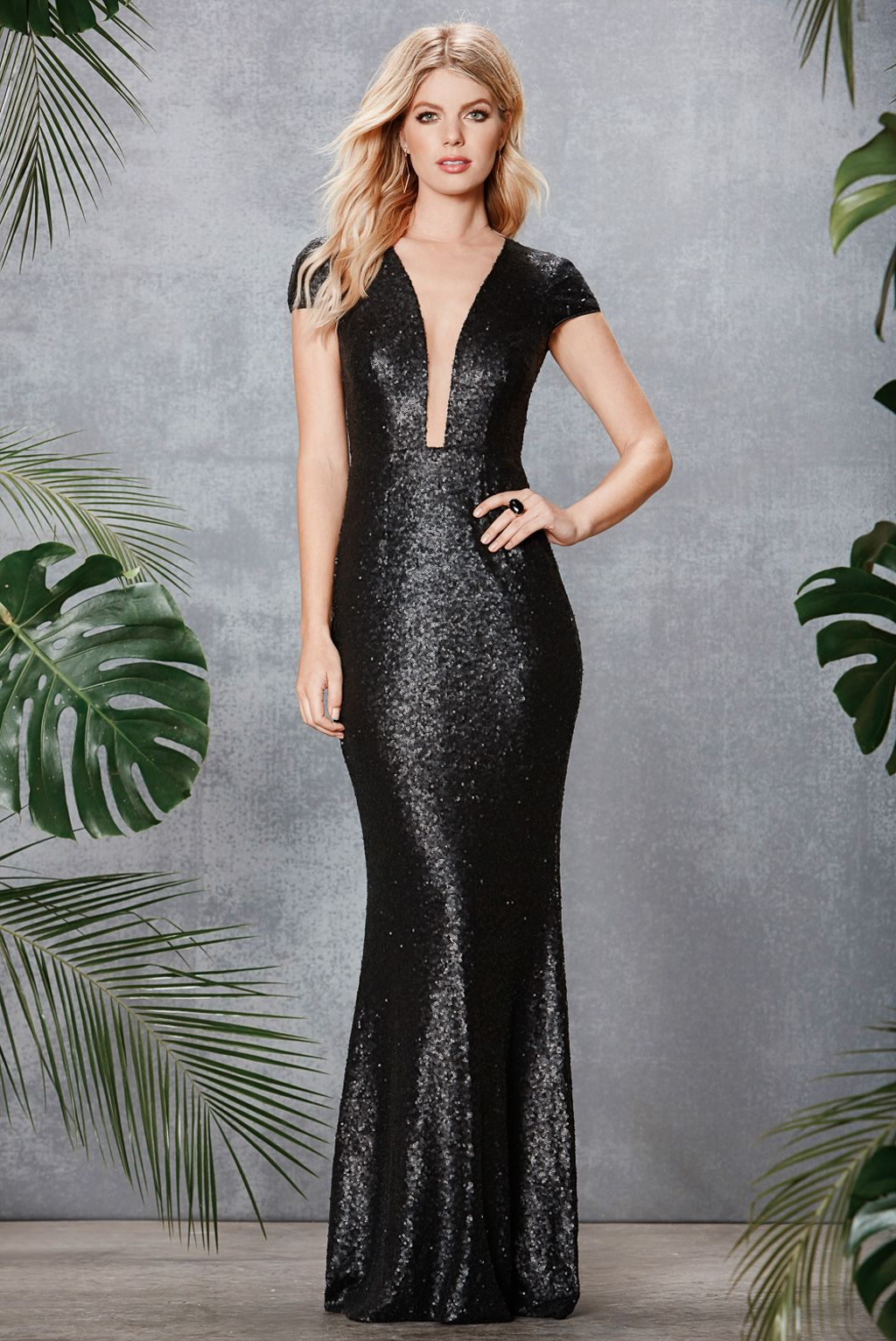 Michelle Sequin Mermaid Gown   SUCCESS! (Want accomplished ... 3bc1953ec1b1