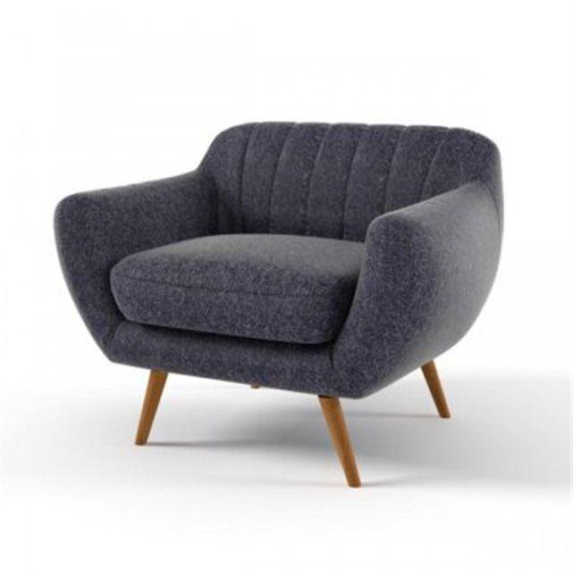 fauteuil design xxl tudor prix avis notation livraison int grez votre int rieur un. Black Bedroom Furniture Sets. Home Design Ideas