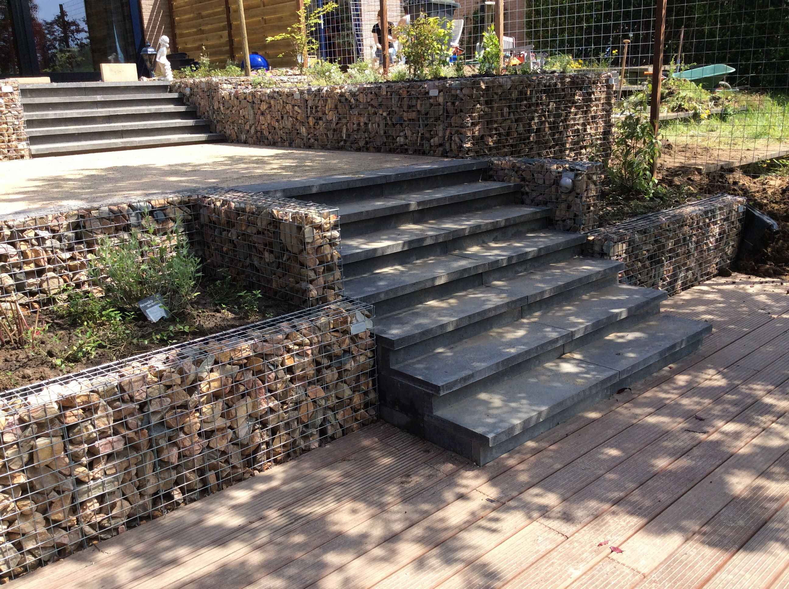 Traptreden Oud Hollands Stairs Steps Treads Rails