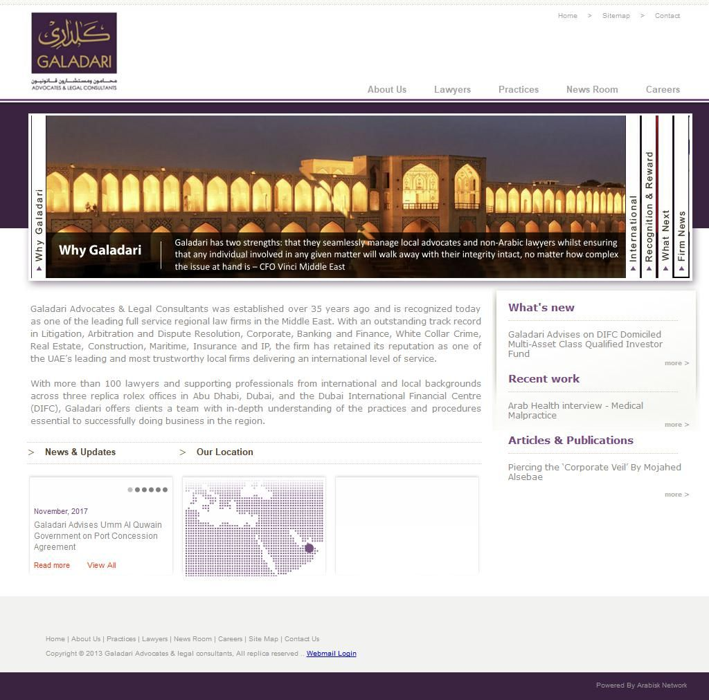 Galadari Advocates Legal Consultants Company Galadari and
