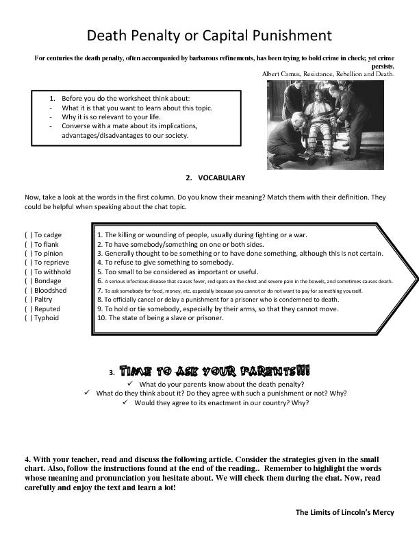Forensics Worksheet - Checks Worksheet