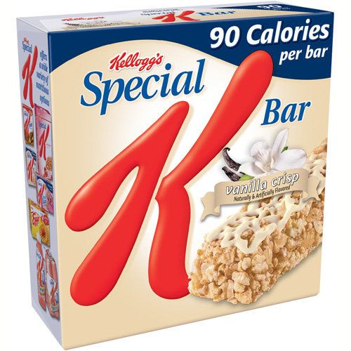 Stop Eating Special K Bars, They're Nutritionally