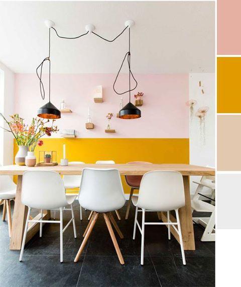 5 idées pour une déco jaune moutarde   Chambre   Deco jaune moutarde ...
