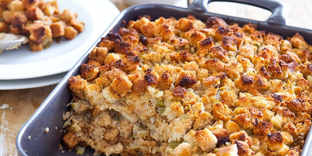 This Stuffing Recipe Proves Basic Doesn T Necessarily Mean