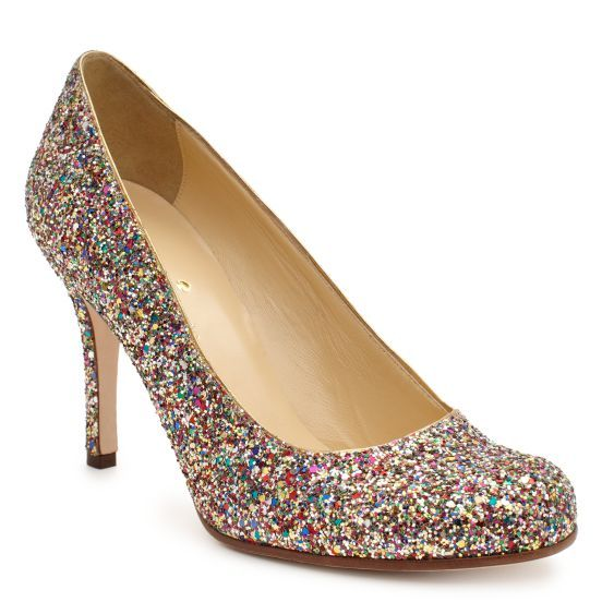 f40447ebe78f Kate Spade sparkle shoes for sparkle town aka MY DREAMS. | Imaginary ...