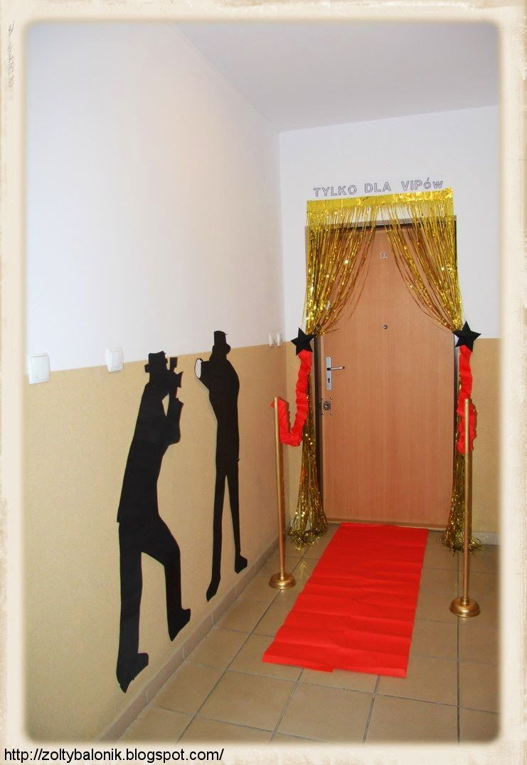 Roter Teppich Mottoparty Hollywood Party Decor Oscar Party Pinterest Mottoparty