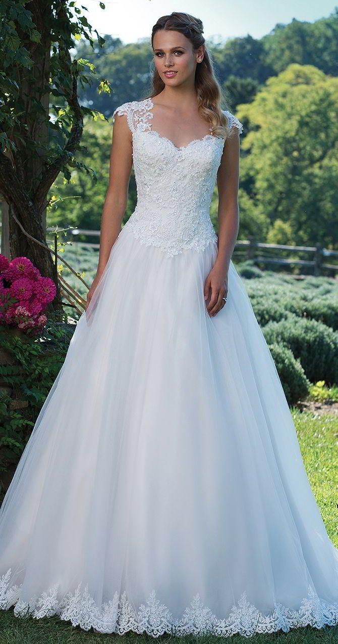 Sincerity Bridal Fall 2017 Wedding Dresses | Sincerity bridal, Queen ...