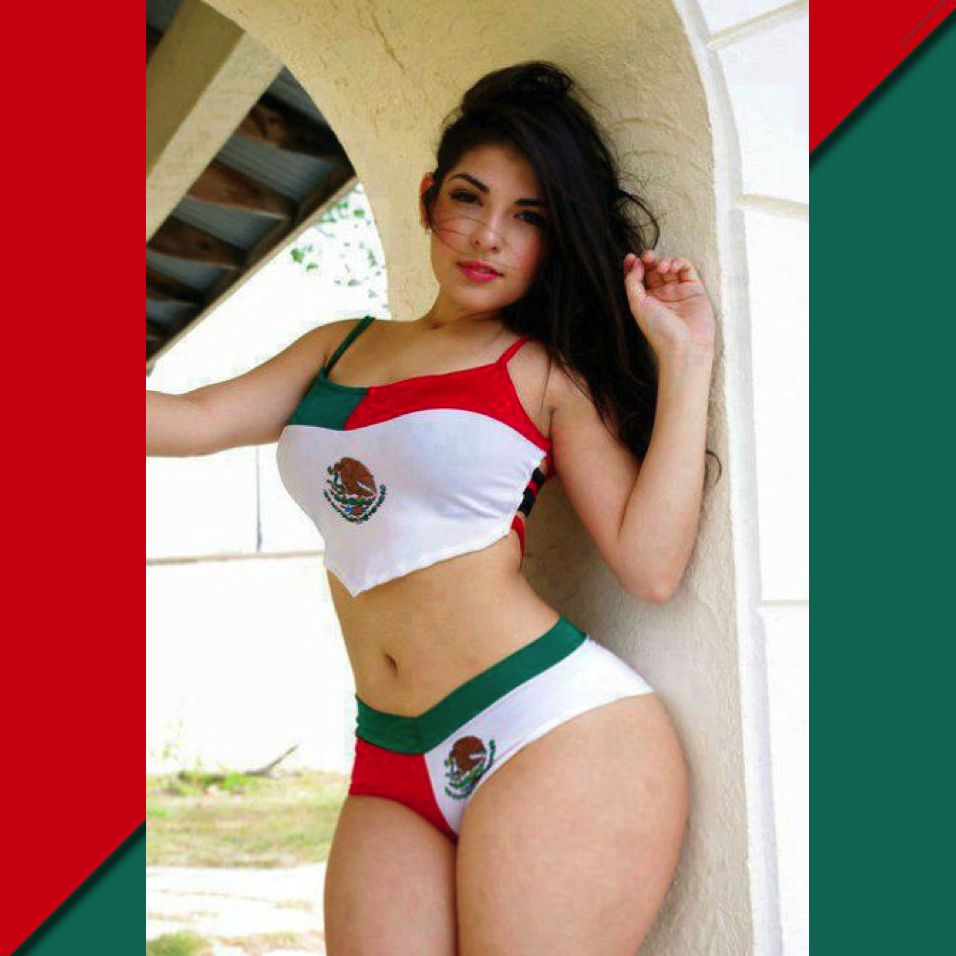 Hot Mexican Girl