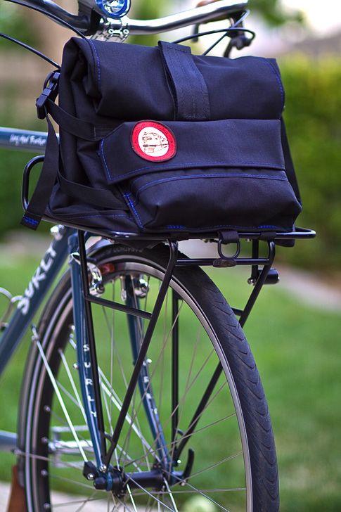 Front Rack Bag
