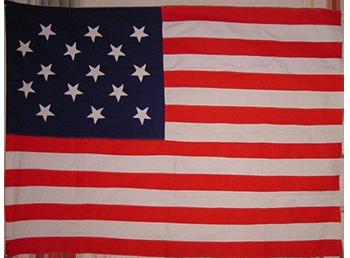 Us Flag 1812 War Of 1812 History War American War