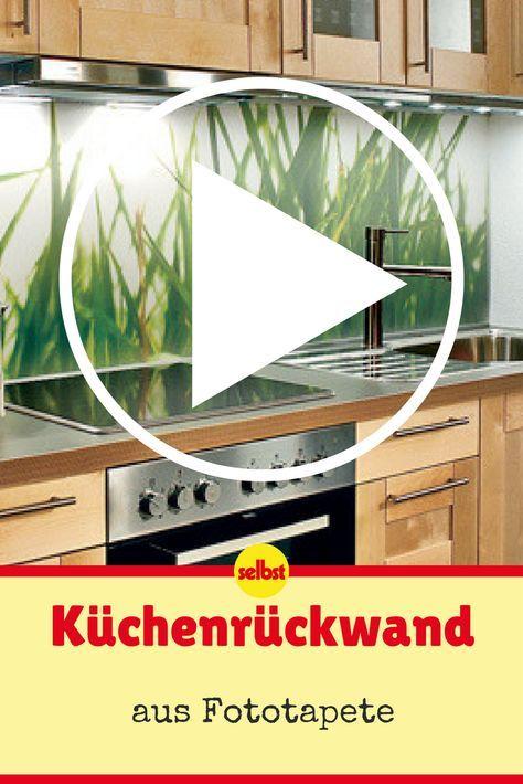 Fliesenspiegel ohne Fliesen Lifehacks, High gloss and Haus - fliesenspiegel glas küche