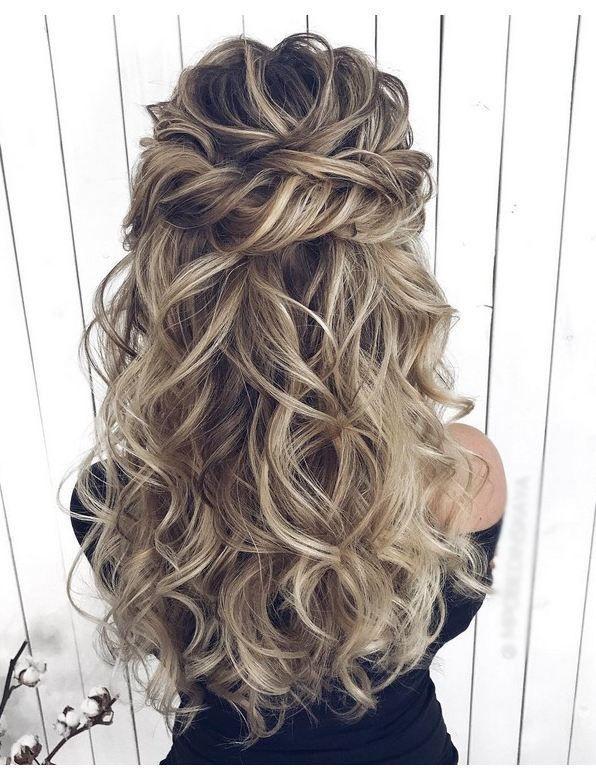 Long wedding hairstyles 2019 Hair