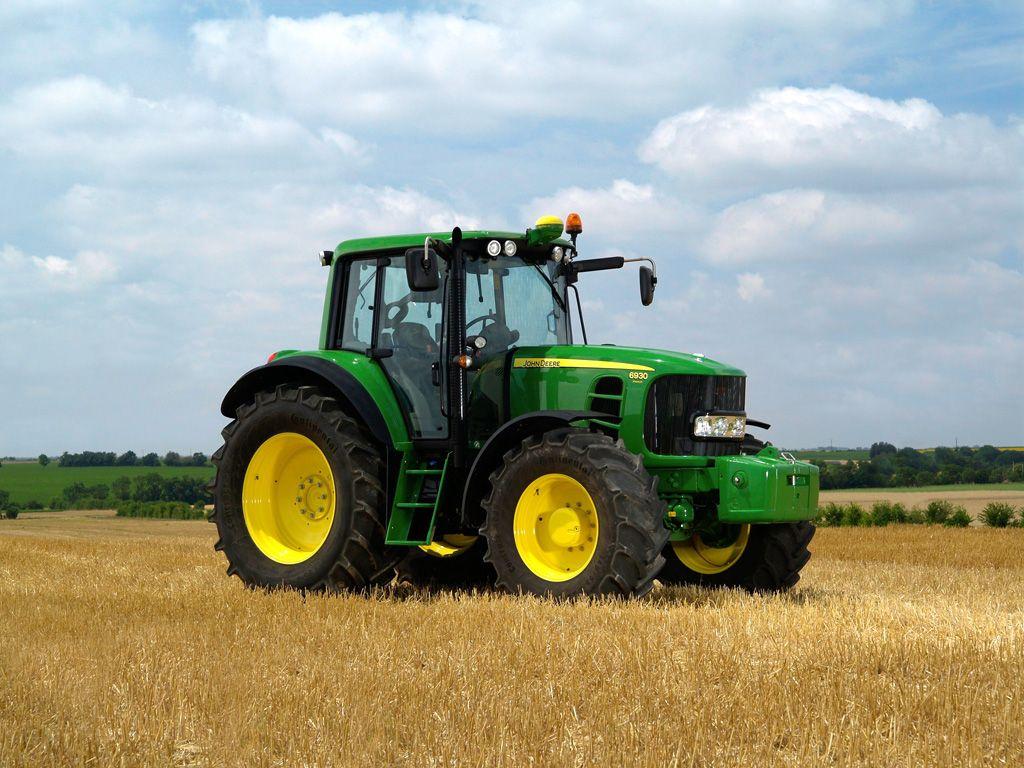 traktor schlepper f r gute arbeit john deere tractors. Black Bedroom Furniture Sets. Home Design Ideas